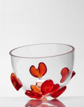 skleněná miska, Valenýnská kolekce