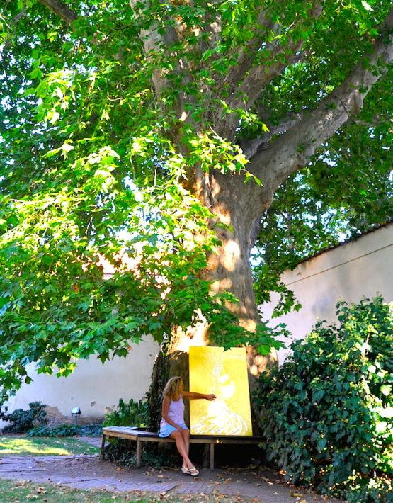 Abundance with Beethoven tree